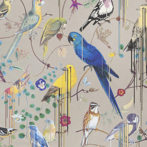 Birds Sinfonia by Christian Lacroix