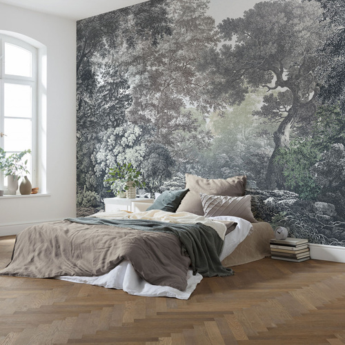 Fairytale Forest Mural